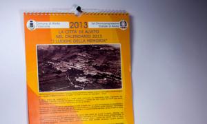 Calendario del Comune di Alvito, 2013