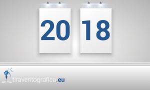 Grafica & Stampa manifesti anno 2018
