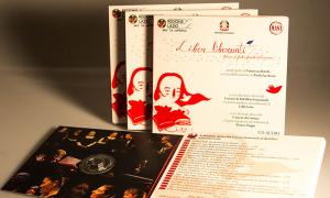 CD Liber-Liberanti, grafica e stampa