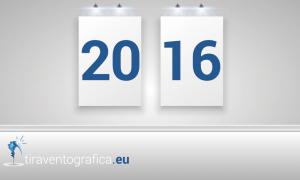 Realizzazione manifesti anno 2016