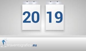 Grafica & Stampa manifesti anno 2019