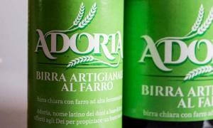 """Grafica Etichetta """"Adoria"""""""