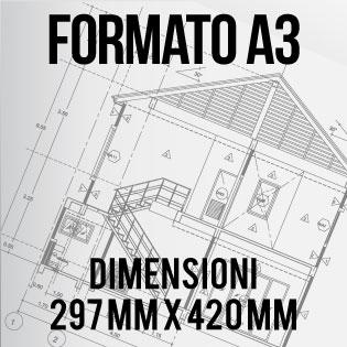 Plottaggi Formato A3 29 7 X 42